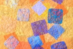 Kate-Davis-Tumbling-Tiles-Blue-to-Orange
